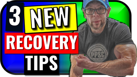 3 NEW Recovery Tips