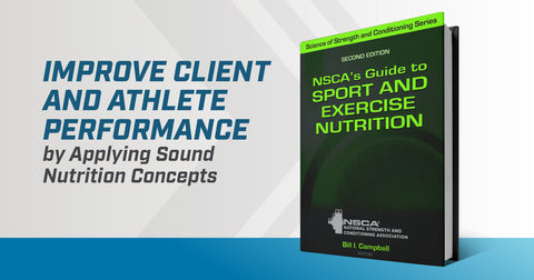 NSCA's Nutrition Guide