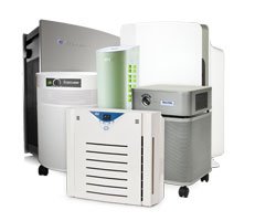air purifier grouped