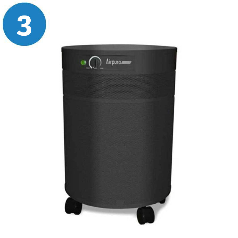 Airpura T600 Tobacco HEPA Air Purifier