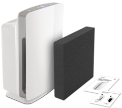 Alen BreatheSmart Air Purifier Box Content