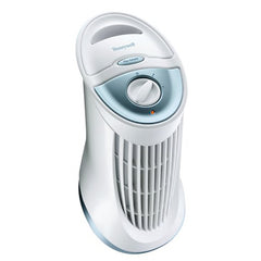 Honeywell QuietClean Compact Tower Air Purifier: HFD-010