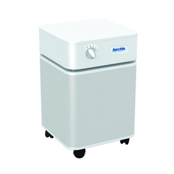 Austin Air Allergy Machine Air Purifier White
