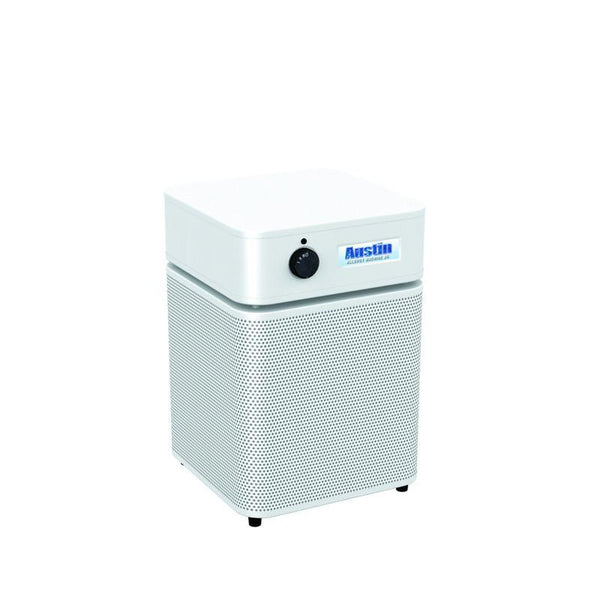 Austin Air HealthMate Plus Junior Air Purifier White