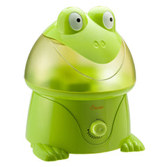 Crane Frog One-Gallon Cool Mist Humidifier