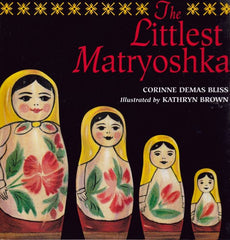 The Littlest Matryoshka Book