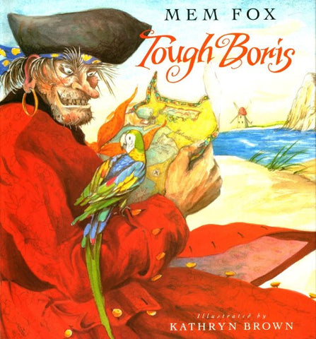 Tough Boris Children's Book