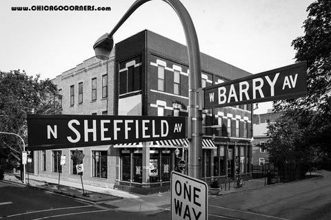 Barry & Sheffield