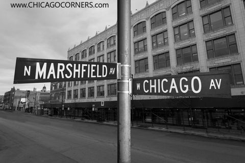 Chicago & Marshfield