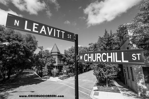Churchill & Leavitt