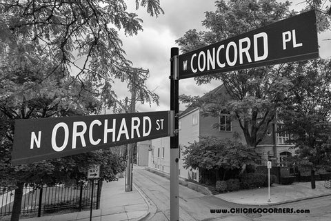 Concord & Orchard