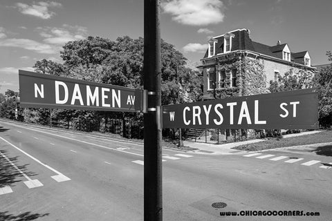 Crystal & Damen