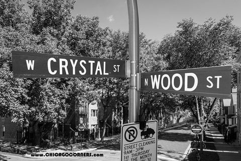 Crystal & Wood