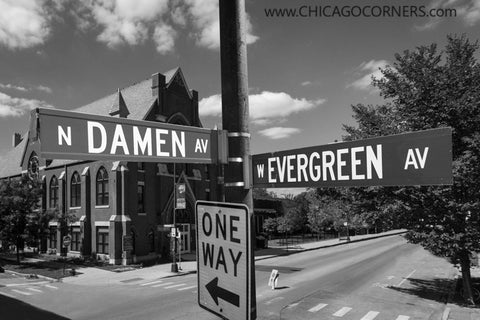 Evergreen & Damen