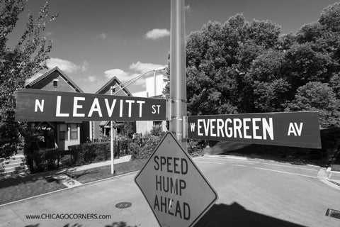 Evergreen & Leavitt
