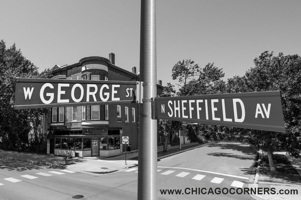 George & Sheffield