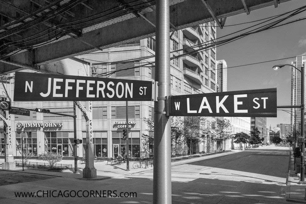 Lake & Jefferson