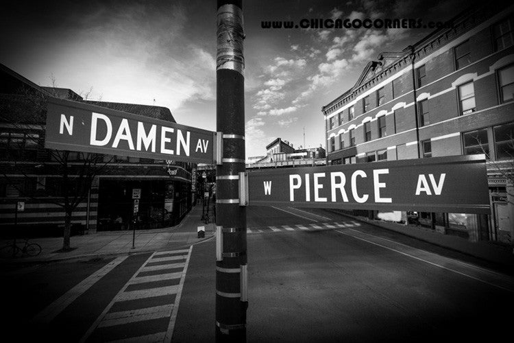 Pierce & Damen