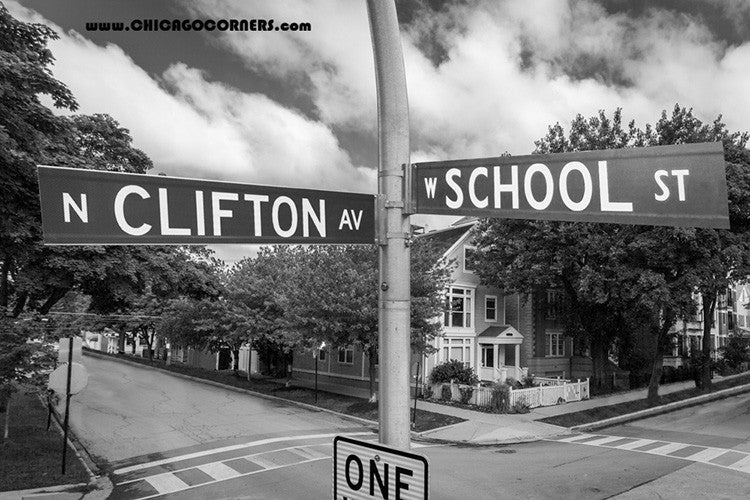 School & Clifton NW