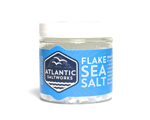 Atlantic Flake Sea Salt - Oak & Salt Quality Goods