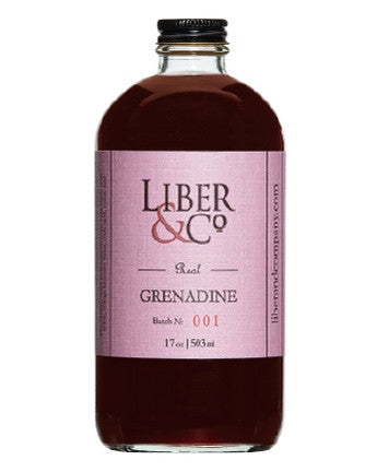 Real Grenadine - Oak & Salt Quality Goods