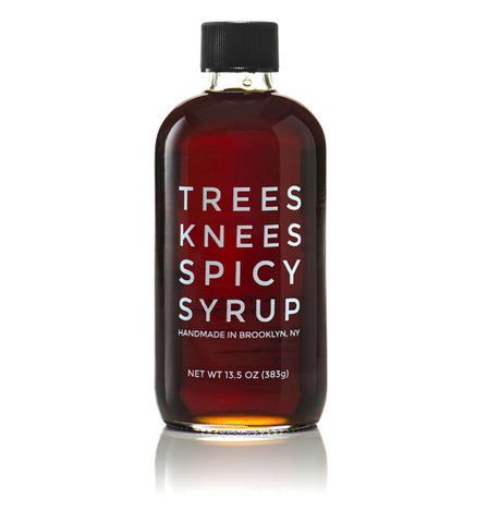 Trees Knees Spicy Syrup - Oak & Salt Quality Goods