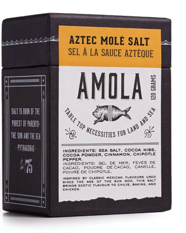 Aztec Molé Salt - Oak & Salt Quality Goods