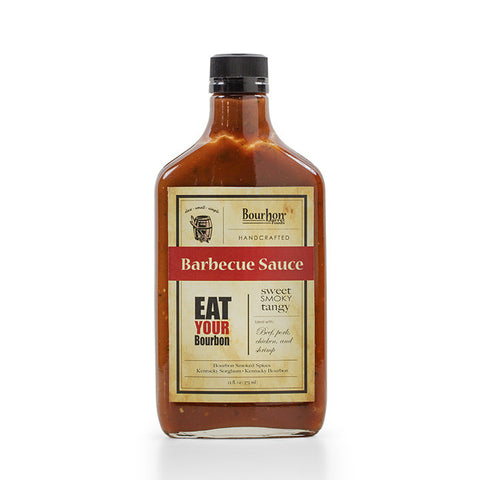 Bourbon Barrel BBQ Sauce - Oak & Salt Quality Goods
