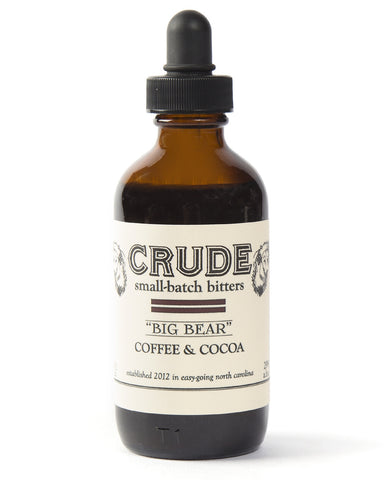 Coffee & Cocoa Bitters - Oak & Salt Quality Goods