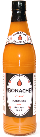 Habanero Hot Sauce - Oak & Salt Quality Goods