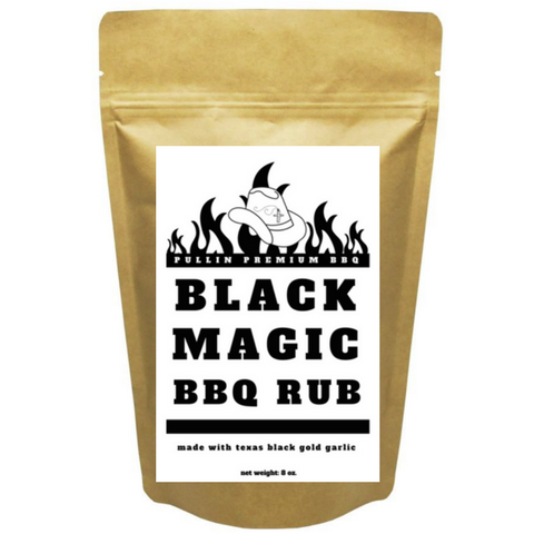 Pullin Premium BBQ Black Magic Dry Rub