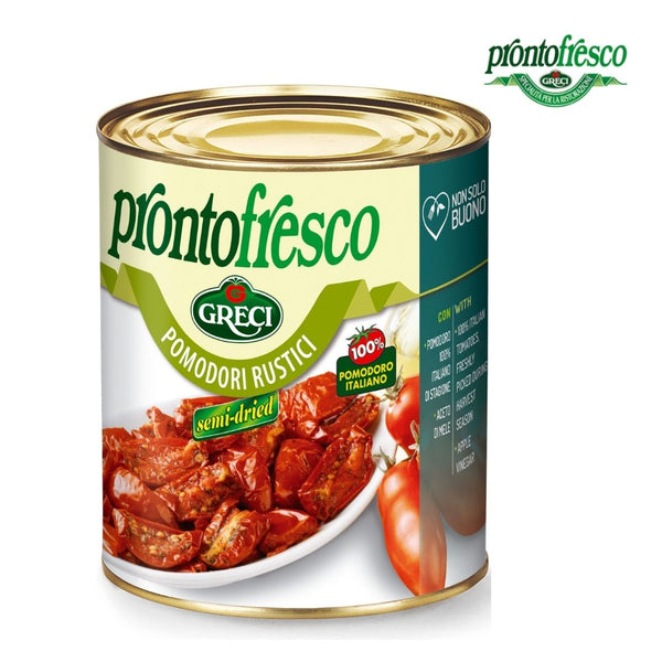 Partner with Manzo Food Sales | Authentic Italian Food | Semi-Dried Tomatoes