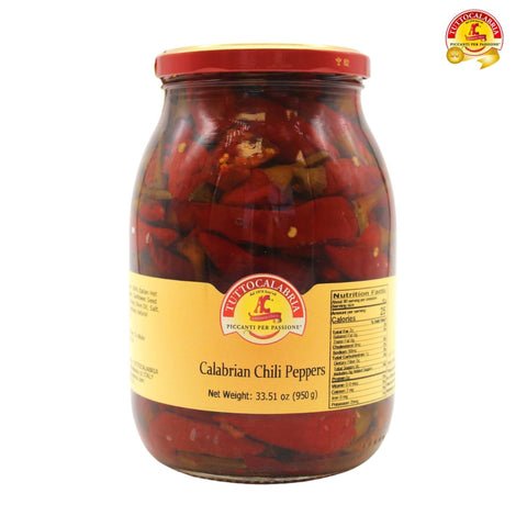 Tutto Calabria | Calabrian Chili Peppers | ManzoFood.com