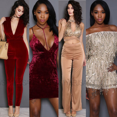 2016 Holiday Party Outfits | KnowStyle