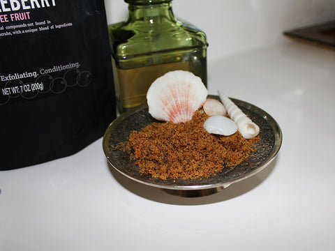 Nubotanik Skin Care Coffee Scrub
