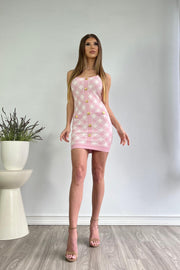 Brunch Date Fuzzy Knit Crop Cardigan