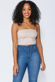 Holly Ribbed Crop Tank Top-S-Beige-T10028-KNOWSTYLE