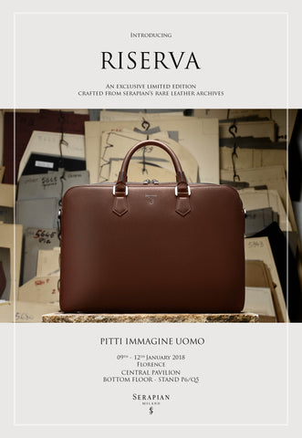 Pitti Immagine 93 Save the Date