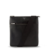 Borsa a tracolla Envelope piccola, Evolution ##Nero