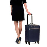 Trolley Piccolo 4 Ruote, Evolution ##Blu Klein