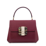 Nuova Gina Bag Piccola, Evolution ##Claret
