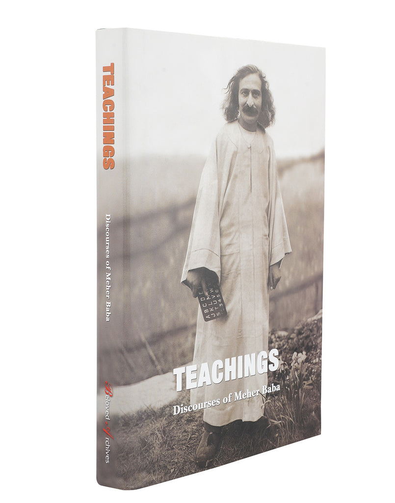 TEACHINGS - Discourses of Meher Baba