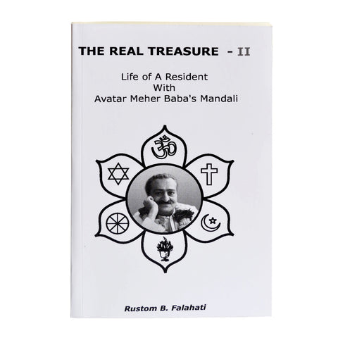 THE REAL TREASURE - II (PB) By Rustom B.Falahati