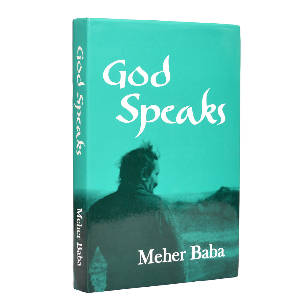 GOD SPEAKS By Meher Baba HC