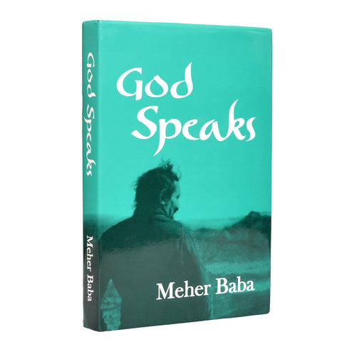 GOD SPEAKS By Meher Baba HC - Meher Book House