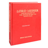 LORD MEHER - Set of 8 volumes By Bhau Kalchuri (HC) - Meher Book House