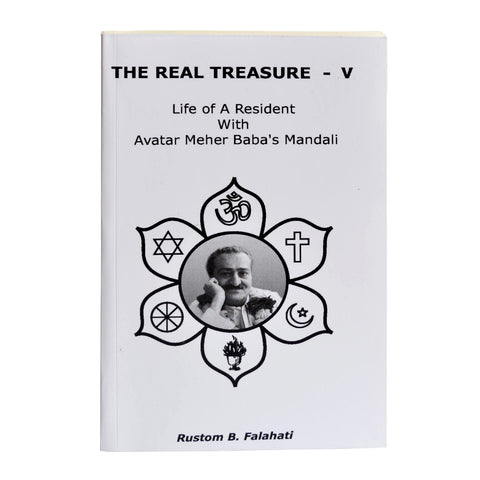 THE REAL TREASURE - V By Rustom B. Falahati (Paper Back)