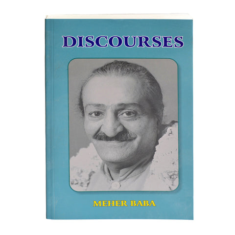 DISCOURSES  By Meher Baba PB (New Reprint)
