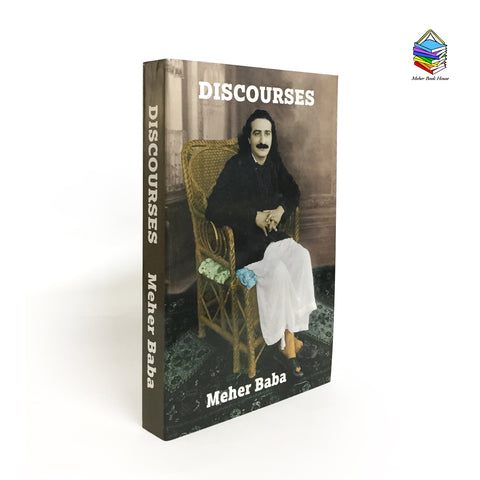 DISCOURSES  By Meher Baba PB (New Reprint) 2017 - Meher Book House
