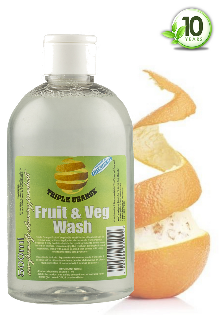 FRUIT & VEG WASH